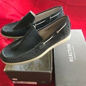 REACTION KENNETH COLE MEN DRIVING Loafers Sz46/13